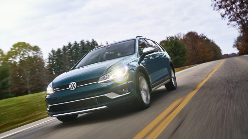 2018 Volkswagen Golf Alltrack Drivers