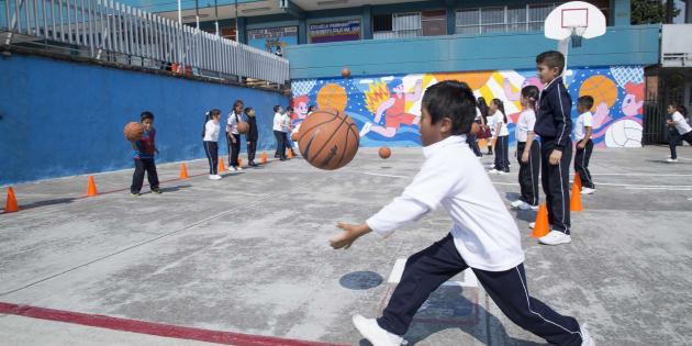 Juntas Imparables de Nike se hace realidad en las escuelas