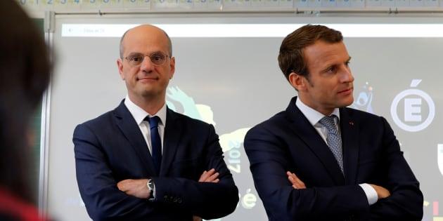 Semaine de quatre jours: Jean-Michel Blanquer ne veut pas forcer les villes.