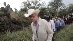 La excursión a Texcoco para oír a los afectados por el