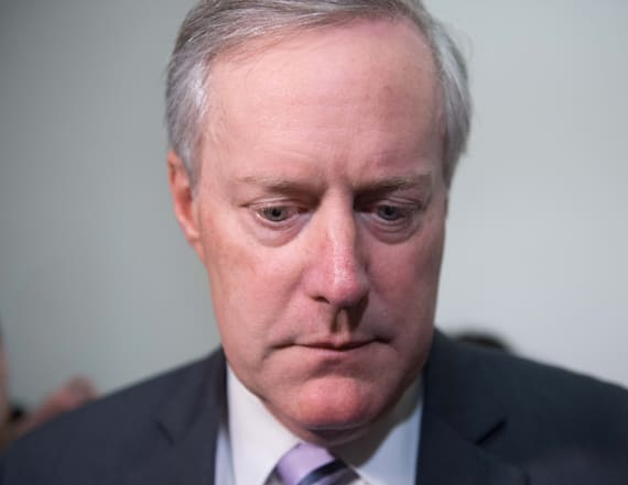 Report: Meadows teared up upon reading AHCA analysis