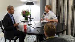 La mise en garde (à peine) voilée d'Obama à Trump lors de son interview par le prince