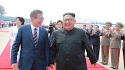 Korean Leaders Meet In Pyongyang For A Potentially Tough
