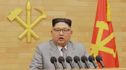 Kim Jong Un destaca su 'botón nuclear' y ofrece conversaciones