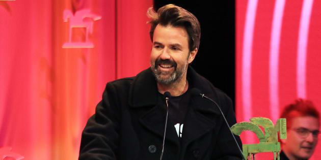El cantante Pau Donés durante los Premios Ondas, en diciembre de 2017.