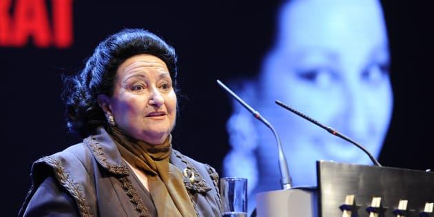 Ticinonline - Addio alla soprano Montserrat Caballé