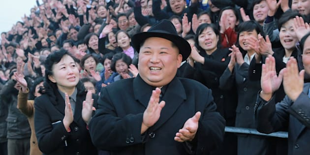 Ce que cache le rapprochement entre les deux Corées à l'occasion des JO.