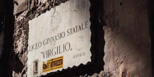 """Il sospetto dei genitori del Virgilio: """"Clamore ingiustificato, qualcuno ha interesse a chiudere il liceo"""""""