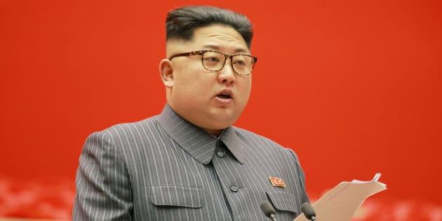 Kim Jong-un, líder de Corea del Norte. KCNA/REUTERS