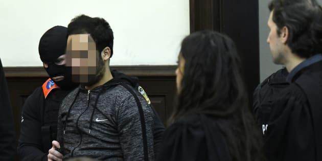 Tribunale Belgio, Salah colpevole sparatoria di Forest