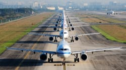 Une autre compagnie aérienne suspend tous ses