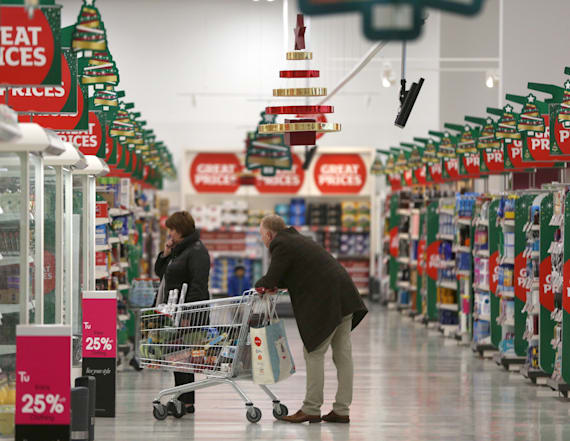 13 grocery stores open on Christmas day