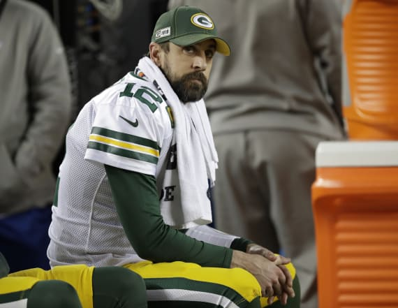 Rodgers explains why loss stings more than usual