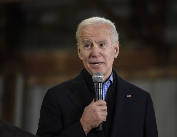 Biden campaign warns of impeachment disinformation