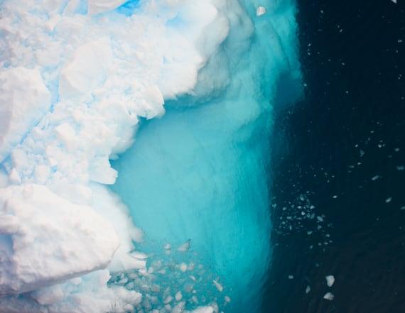 Scientists find 'disturbing' cavity under Antarctica