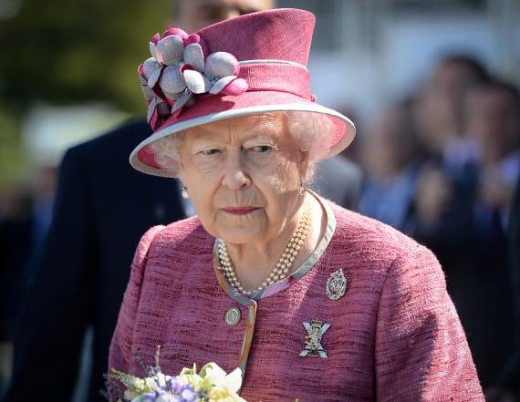 The Queen's jewels were hidden in a biscuit tin