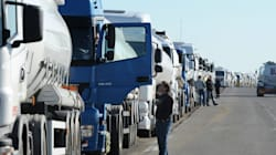 Pourquoi les routiers manifestent ce