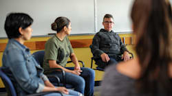 Transition Program Helps Younger Veterans Shed The Trauma Of