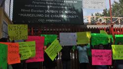 Papás denuncian 37 casos de abuso sexual de niños en kínder de Gustavo A.