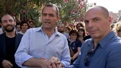 De Magistris e Varoufakis lanciano il loro progetto politico per le Europee del