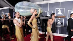 ▶️ These Will Go Down As The Wildest Grammy Outfits Of All