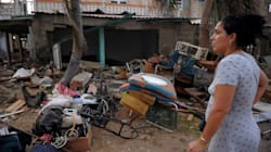 El huracán Irma acabó con