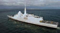 En Syrie, la France a tiré pour la première fois des missiles de croisière navals à 2,86 millions d'euros