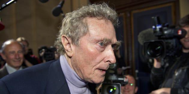 Jean-Yves Liénard à Paris le 8 mars 2011.