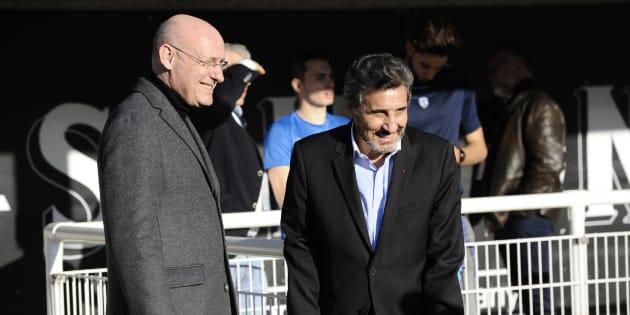 Le ministère des Sports ouvre une enquête sur l'affaire Bernard Laporte - Mohed Altrad