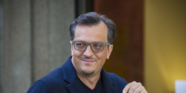 """Gabriele Muccino: """"Di Beppe Grillo mi colpì la violenza"""