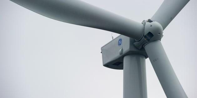 Une éolienne plus haute que la Tour Montparnasse bientôt installée à Cherbourg?