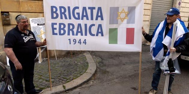 Contestata la Brigata ebraica nel 25 aprile milanese