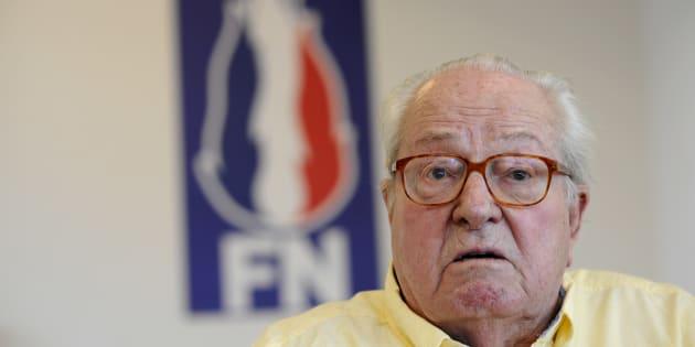 """Jean-Marie Le Pen sur Marine: """"Elle ne pourra rompre ses liens avec moi qu'en se suicidant!"""""""
