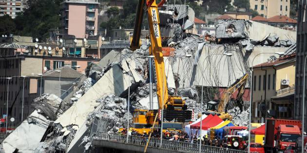 Crollo ponte Genova, per la Protezione Civile sono 5 i dispersi