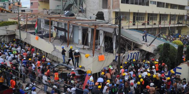 Terremoto in Messico, Frida Sofia, la bambina cercata per giorni sotto le macerie, non c