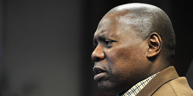 ANC treasurer general Zweli Mkhize.