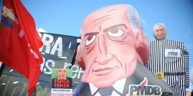 O dia 24 de maio é marcado por manifestações contra o presidente Michel Temer em Brasília.