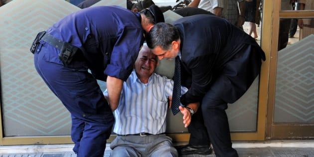 Sem reforma da Previdência, aposentado brasileiro poderá sofrer mesmo drama do grego Giorgos Shatzifotiadis, em 2015.