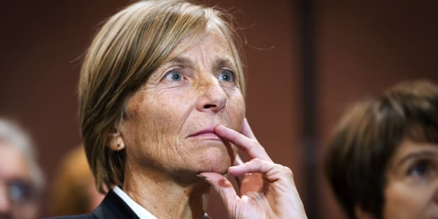 Mise en cause pendant sa campagne, la ministre Marielle de Sarnez joue sa place au gouvernement.