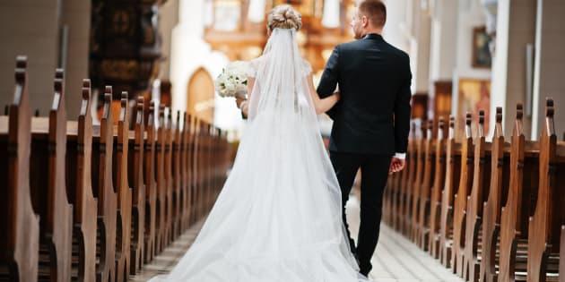 En retard à votre mariage? Ce vicaire anglais vous impose une taxe de 100£