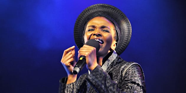 Simphiwe Dana is one of the artists set to perform during the service.