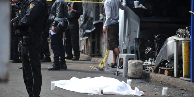 En 15 de las 16 alcaldías de la capital incrementaron los delitos denunciados.