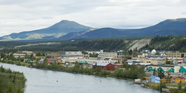 Whitehorse, Yukon. Northern Canadians pay far higher wireless rates than others, data from a new CRTC report finds.
