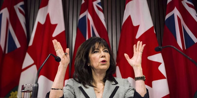 Ontario Auditor general Bonnie Lysyk says the cost of social assistance skyrocketed under the former Liberal government.