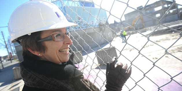 CAMH president and CEO Dr. Catherine Zahn is pictured in this March 26, 2010 file photo.