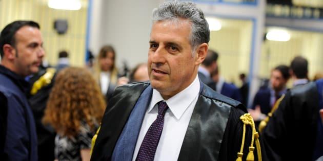 Nino Di Matteo commenta le motivazioni della sentenza sulla