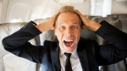 En avion, ce passager a vraiment dégoûté la