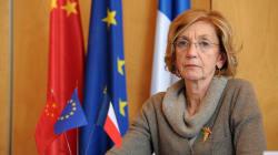L'ancienne ministre Nicole Bricq est