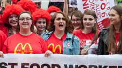 McDonald's face à la première grève de son histoire au