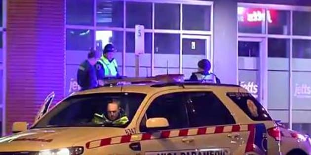 A man has been fatally stabbed in Melbourne.